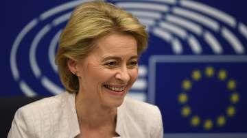 Крехко мнозинство избра Урсула фон дер Лайен за председател на ЕК