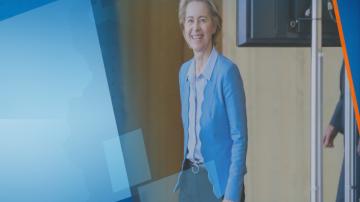 Урсула фон дер Лайен ще работи и живее в Еврокомисията
