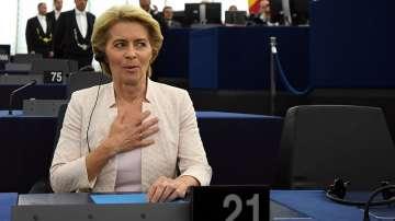 Урсула фон дер Лайен: Благодаря ви за доверието