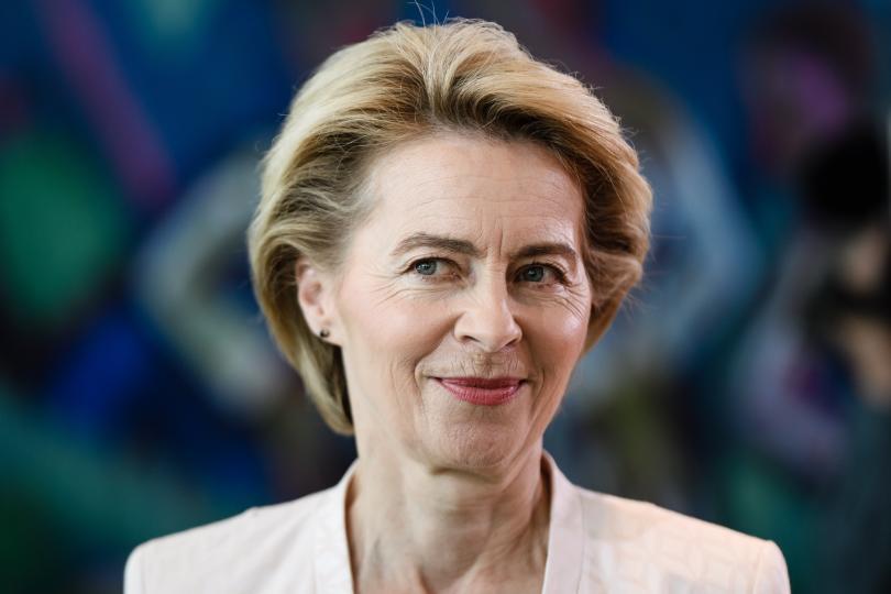 Урсула фон дер Лайен ще посети утре България