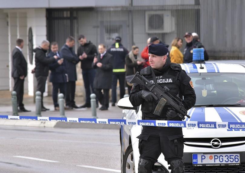 Сръбски гражданин хвърли граната срещу американското посолство в Черна гора