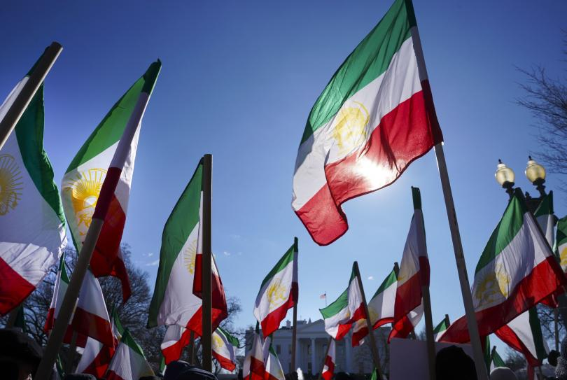 сащ иран взаимни обвинения тероризъм