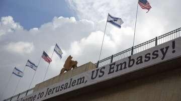 Протести с десетки жертви след откриването на посолството на САЩ в Ерусалим