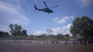 Американската армия разполага над 5000 военни по границата с Мексико