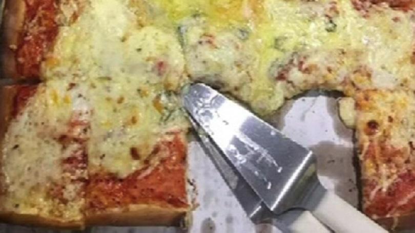 направиха пица 112 сирена рекорд гинес