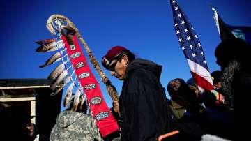 Американската армия спира нефтопровод в Северна Дакота