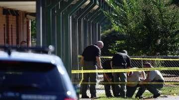 Стрелба в училище в Южна Каролина