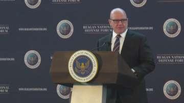 САЩ пред нова стратегия за национална сигурност