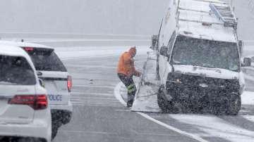 Поредна зимна буря се задава в Ню Йорк