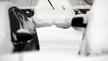 Сурова зима в САЩ: Студ и сняг сковаха Средния Запад