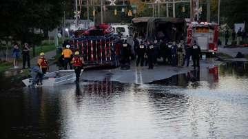 Извънредно положение в Северна Каролина заради урагана Матю