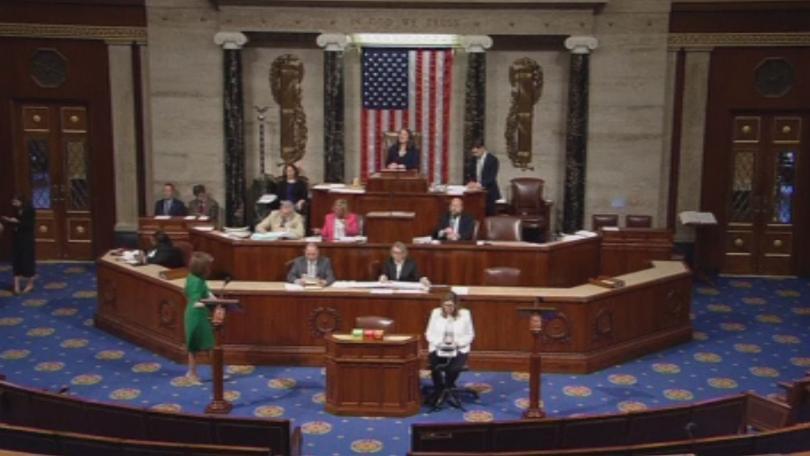 Демократите в Камарата на представителите на американския Конгрес гласуваха 4
