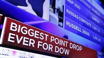 Срив на световните борси: основните индекси в САЩ и Азия с рекордно понижение