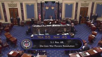 Сенатът на САЩ иска ограничаване на правомощията на президента Тръмп