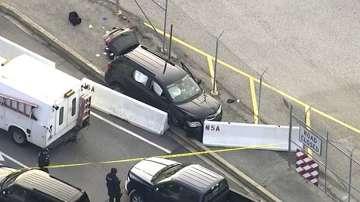 Стрелба пред централата на Агенцията за национална сигурност в САЩ