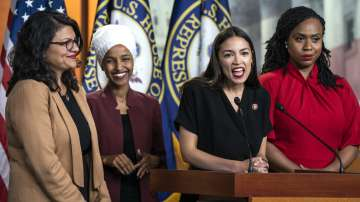 Камарата на представителите осъди нападките на Тръмп срещу демократки в Конгреса