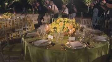 Белият дом се подготвя за държавна вечеря в чест на австралийския премиер