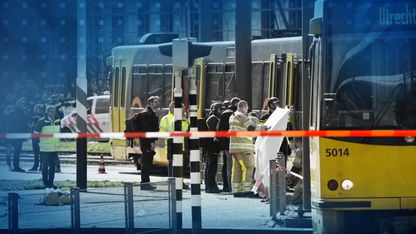Холандската полиция задържа заподозрения за стрелбата трамвай в Утрехт, при