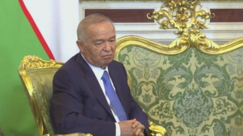 ройтерс президентът узбекистан почина
