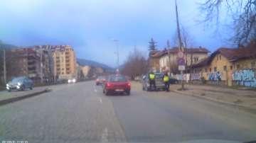 Личният пример на хората от Пътна  полиция