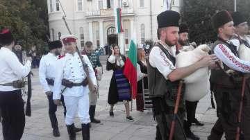 Пловдив празнува 132 години от Съединението