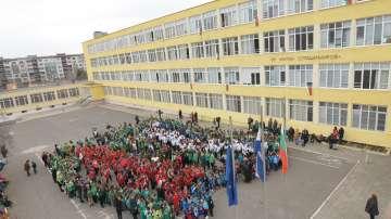 Празнуваме 3 март с жива карта на България