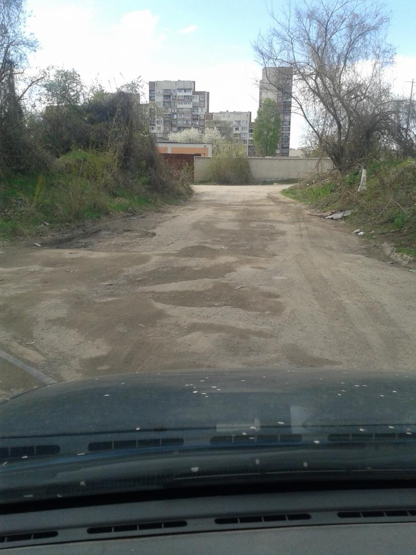 снимка 2 Дупки по пътищата