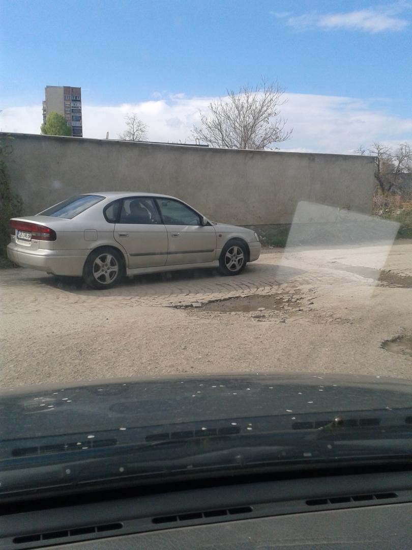 снимка 5 Дупки по пътищата