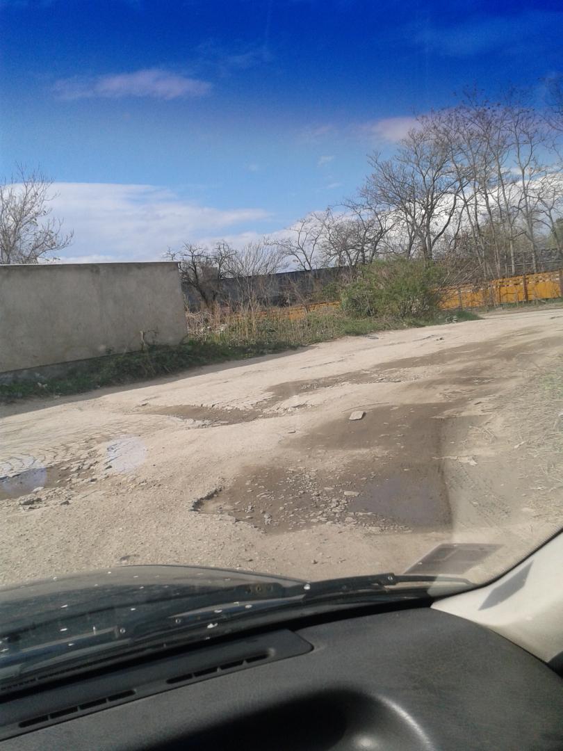 снимка 7 Дупки по пътищата