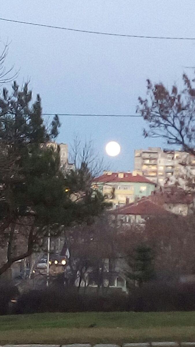 Пълна луна