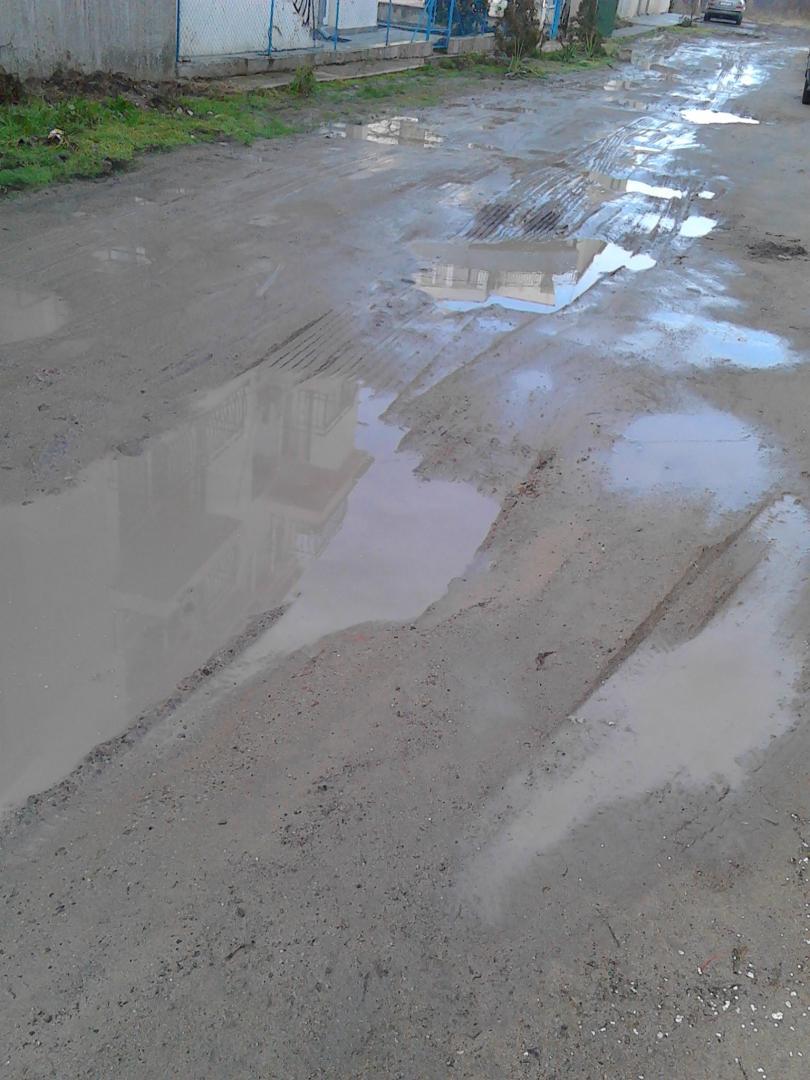 снимка 5 Липса на инфраструктура тормози десетки семейства в Равда