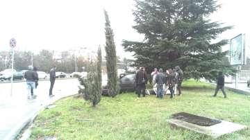 Инцидент Юнион Ивкони в Бургас
