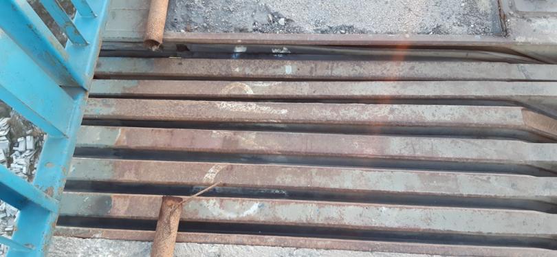 снимка 2 Лошо състояние на фугите на Аспаруховия мост във Варна