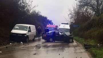 Тежка катастрофа край Видин
