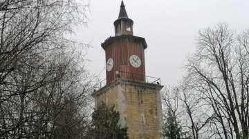 Часовниковата кула в Свищов