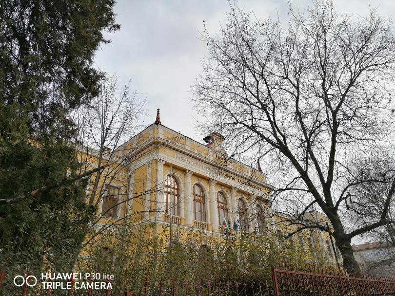 снимка 10 Търговската гимназия в Свищов