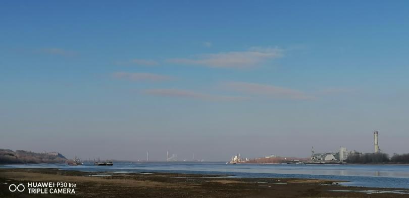 снимка 3 Маловодие и на... Дунав!