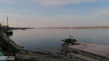 Маловодие и на... Дунав!