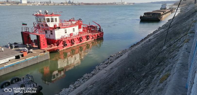 снимка 3 Понижението на Дунав при Свищов продължава