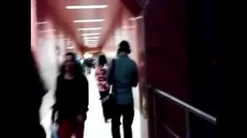 Нарушения на правилата за придвижване в метрото