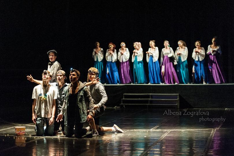 звездите венеция полите витоша младежки театър