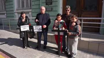 Протест във Варна заради опасен път