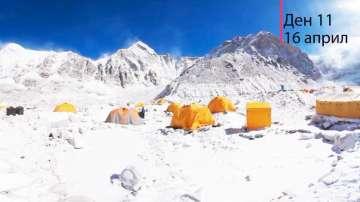 """Тази вечер """"В кадър"""": Координати Еверест-Лхотце. Дневникът на Атанас Скатов"""