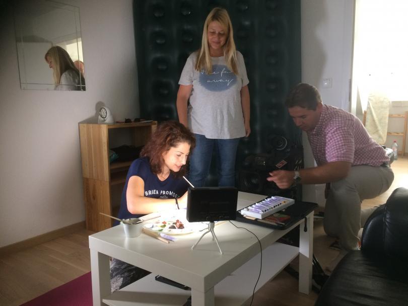 снимка 1 С филма Първото семейство започва новият сезон на В кадър по БНТ1