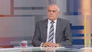 Валентин Радев: Престъпността намалява, въпреки усещането за обратното