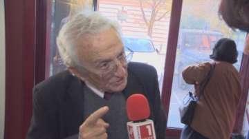 Анжел Вагенщайн навърши 95 години