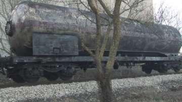 Превишена скорост при влизане в гарата е водещата версия за инцидента в Хитрино