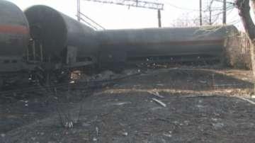 Влакът в Хитрино се движел с по-висока от разрешената скорост