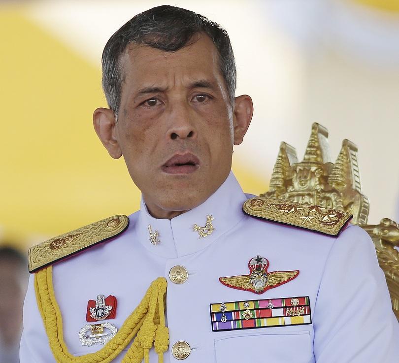 Кой е тайландският  престолонаследник  принц Ваджиралонгкорн?