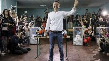 Потенциалният коалиционен партньор на Зеленски е рок звезда и физик